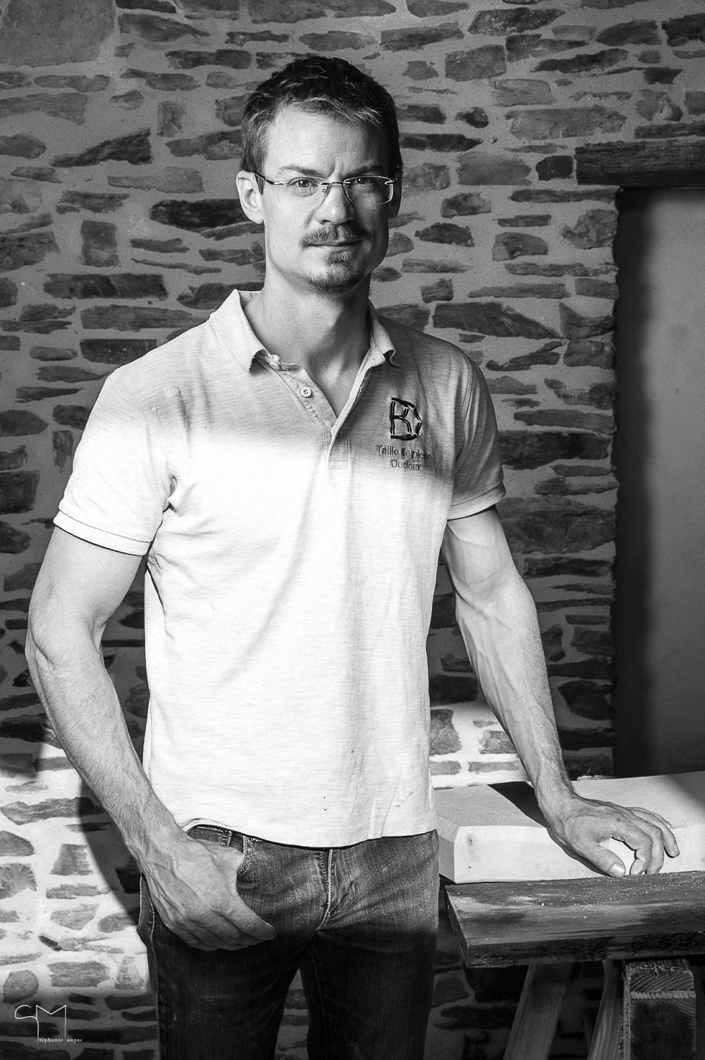 Mr Ducloux Benoit ''gérant de l'entreprise''